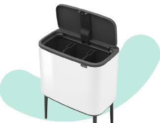 Brabantia BO touch bin